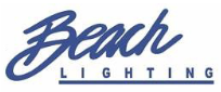 Beach Lighting Logo